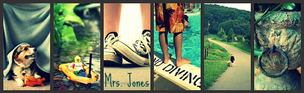 Mrs. Jones