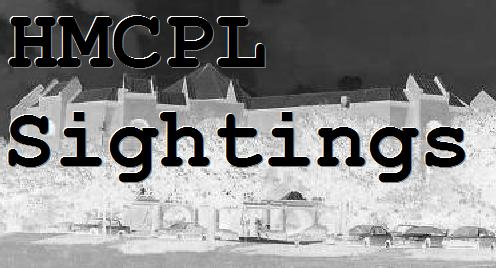 HMCPL Sightings