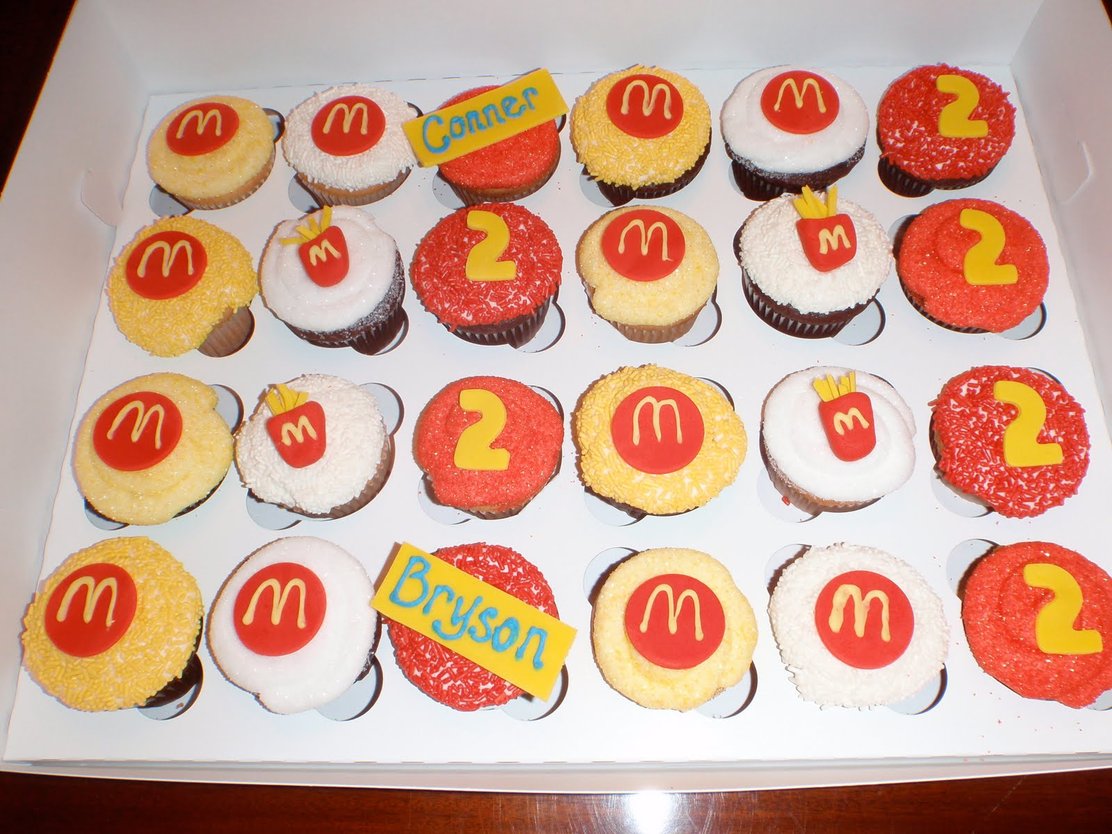 Mcdonalds Birthday Party Invitations Ideas Birthday Parties