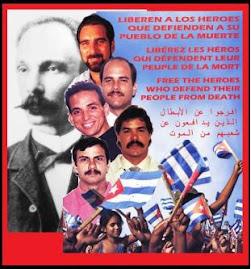 Los 5 héroes Cubanos