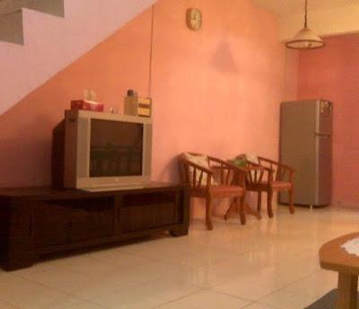Homestay Double Storey at Pasir Gudang