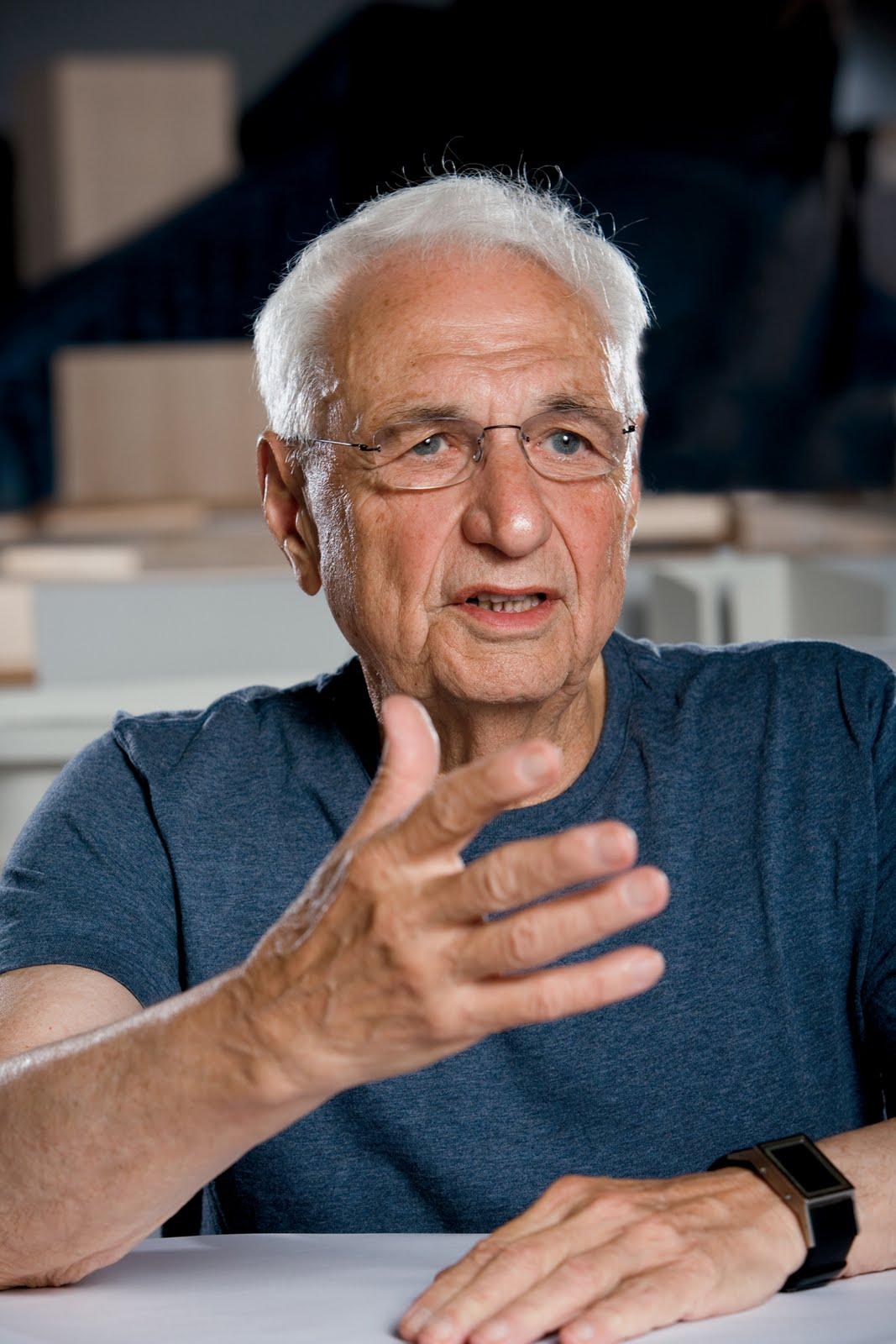 Design Log Frank Gehry In Playboy
