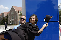 Will & Steph @ Graduation!