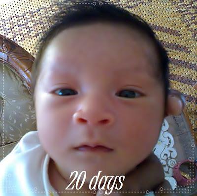 arif @ 20 days