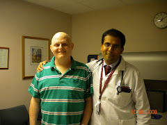 Dr. Ravi and Michael