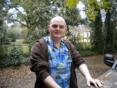 Michael going for Chemo-Dec 2009