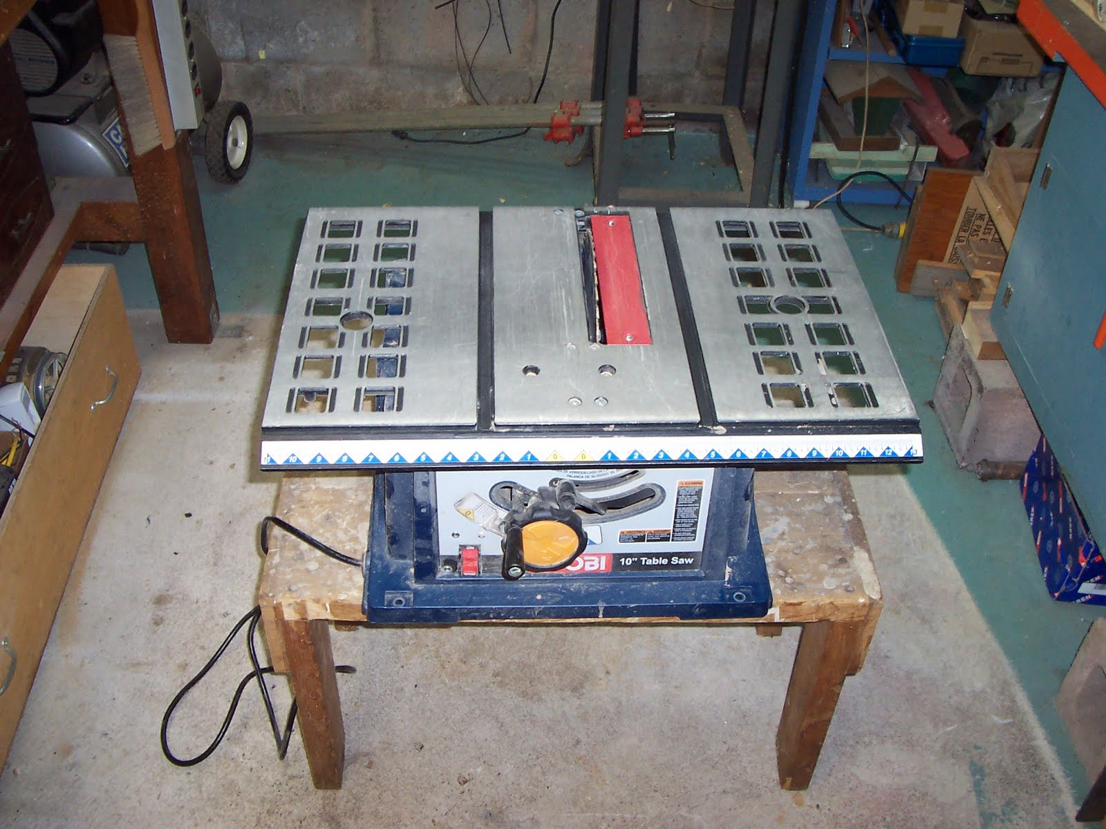 Rouge river workshop ryobi 10 table saw bts12s overhaul ryobi 10 table saw bts12s overhaul keyboard keysfo Images