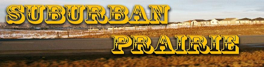 the suburban prairie