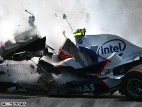 ACCIDENTE ROLAND RATZEMBERGER...¡¡ HOMENAJE ¡¡ Art_kubica_crash