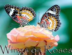 Wings On Roses