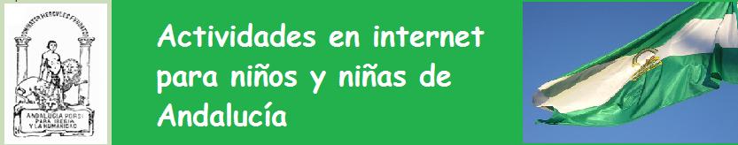 Actividades para niñ@s de Andalucía   -