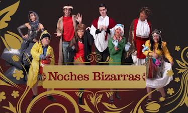 """Fiestas de """"Las Noches Bizarras"""""""