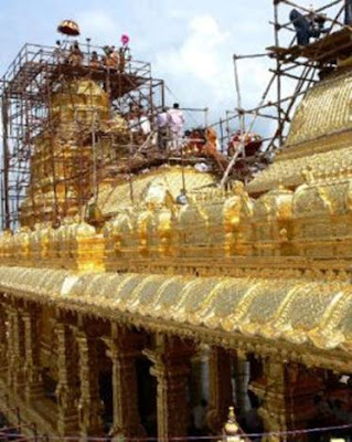 golden temple vellore. hot The Golden Temple is