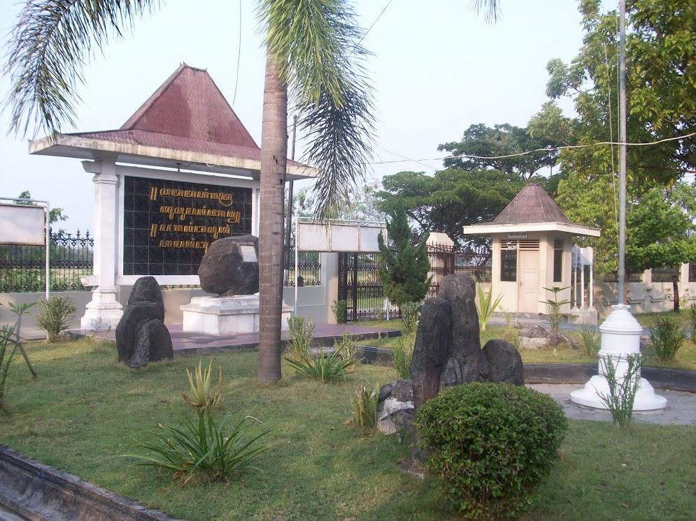 Taman SMA N 1 KARANGDOWO