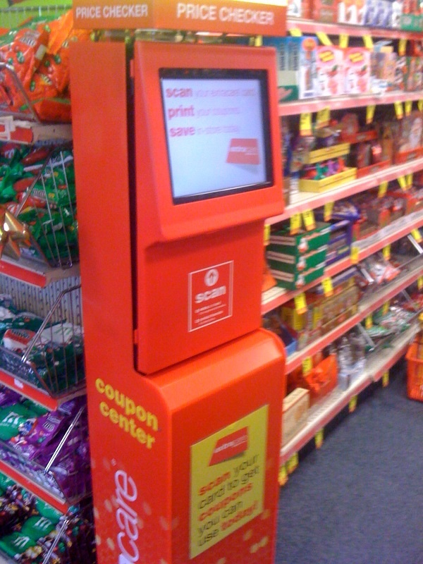 cvs bp machine