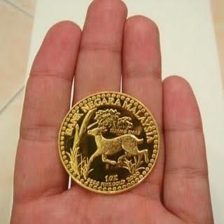 Pelajari cara menjana keuntungan setiap hari melalui Trading Gold