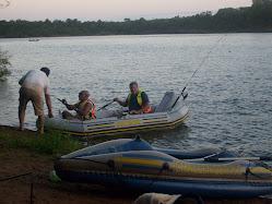 Pesca Deportiva en el Rio Uruguay