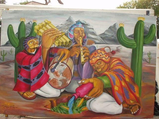Taller de muralismo taller de muralismo para maestros y for Arte colectivo mural