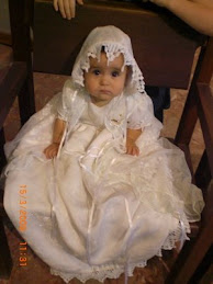 Isabella&#39;s Christening