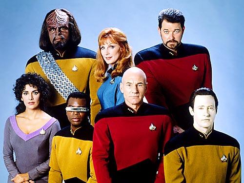 Happy Anniversary Star Trek!