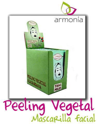 Armonía: Peeling vegetal a la bardana-390-makeupbymariland