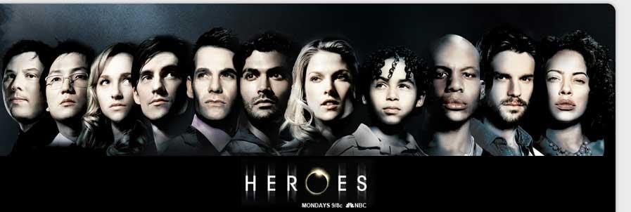 Héroes [Todas las Temporadas] Auction_nbc_heroes_main