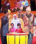Dato' Seri Najib Tun Razak & Dato' Seri Shafie Apdal