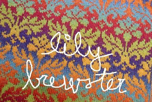 LILY BREWSTER