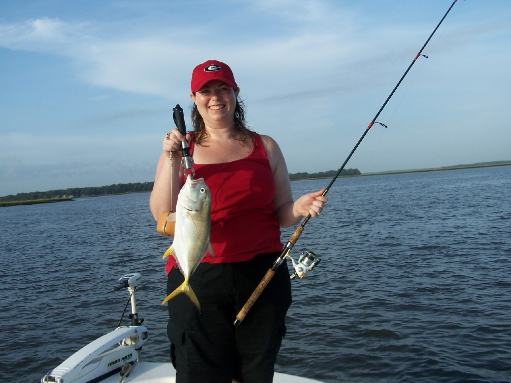 Amelia island fishing reports august 2010 for Amelia island fishing report