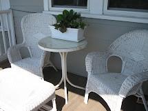 Decorica Porch Make-over