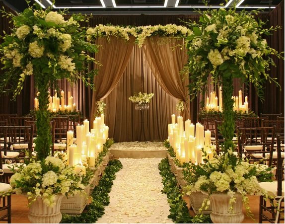 Beautiful Wedding Reception Decorations