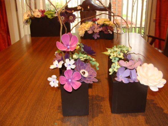 Trendee flowers designs floral paper creations