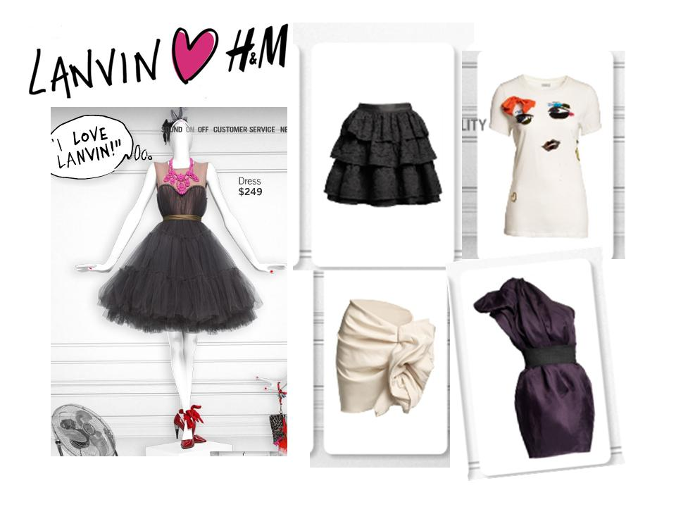 The collection, Lavin for H&M hits stores in the US and Canada November 20th ...