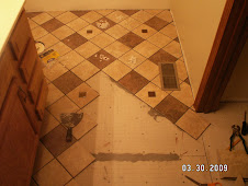 149 Floor Tile Job