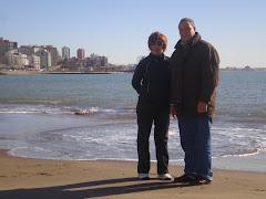 SILVIA Y CLAUDIO