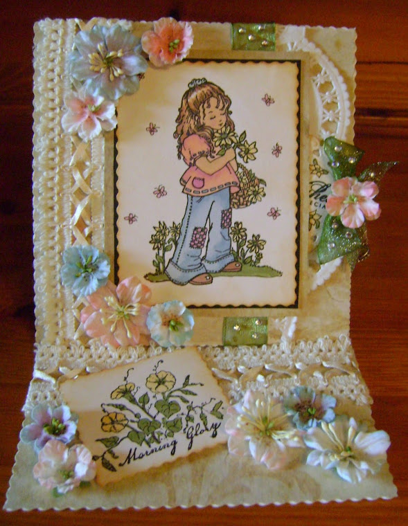 sugar nellie easel card,