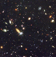deep hubble field