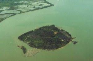 pulau sadau kalimantan