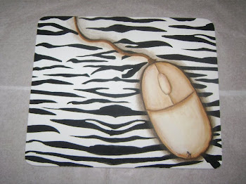 PAD PARA MOUSE ANIMAL PRINT