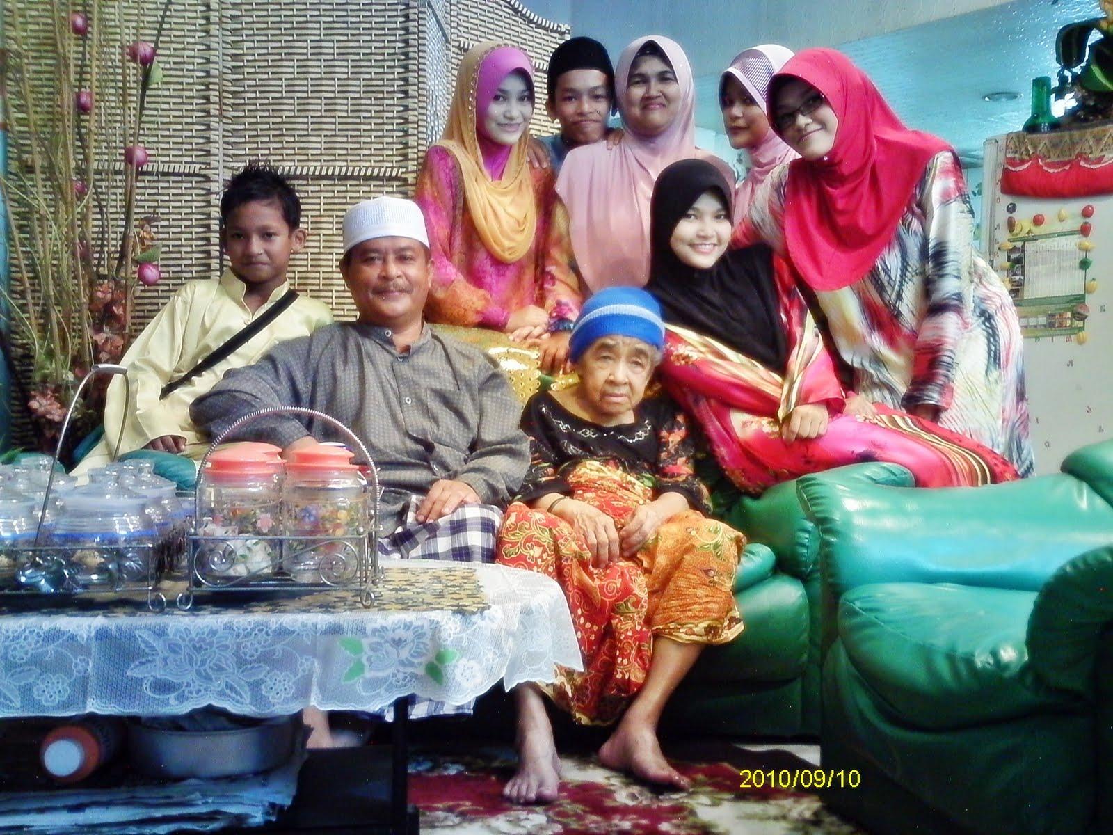 ..family ku..