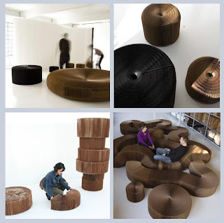 recycled paper furniture. Recycled Paper Furniture A