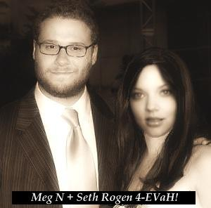 P.S. Me + Seth Rogen = Awesome