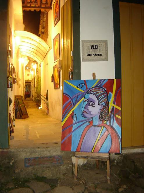 W.D Artes Plásticas de Cara Nova