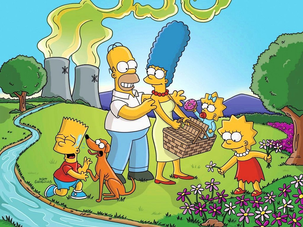 the simpsons :P