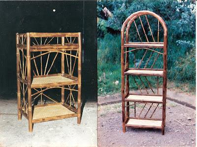 Muebles lari muebles de bambu - Muebles en bambu ...