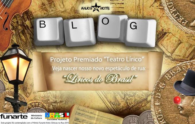 "Projeto ""Teatro Lírico"""