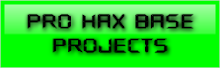 PRO HAX BASE PROJECTS