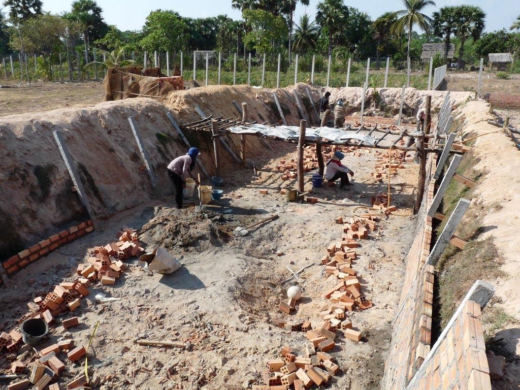 How to build a farm 79