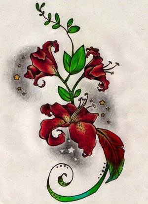 Tattoo Design Background. tattoo design ideas. tatto