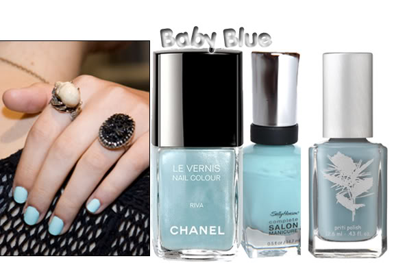 Lolo's Gossip: Nail Polish Trends for 2011